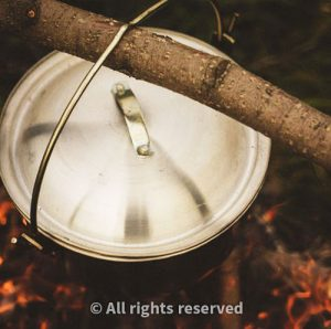 Guía de supervivencia - métodos de cocción alternativos en caso de la Tercera Guerra Mundial