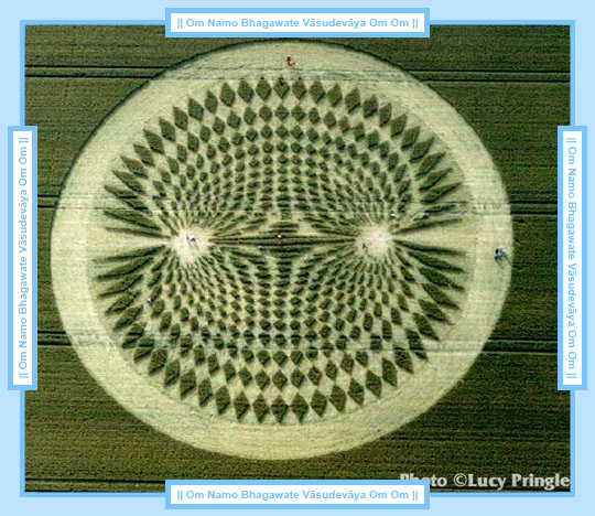 Les crop circles (agroglyphe) expliqués par la recherche spirituelle