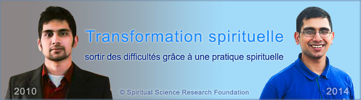 Transformation spirituelle - Fin des difficultés