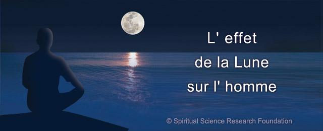 L' effet de la Lune sur l' homme