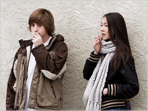 Servey sur l'abus de drogues chez les adolescents