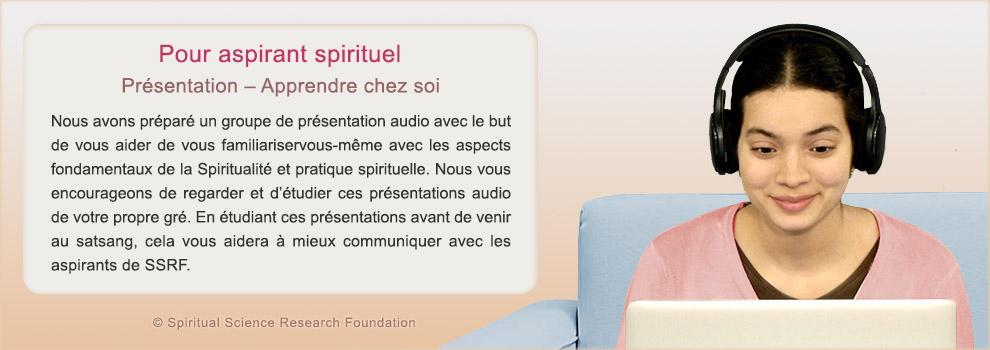 Présentation Audio