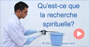 Qu'est-ce que la recherche spirituelle?