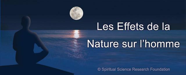 Les Effets de la Nature sur l'homme
