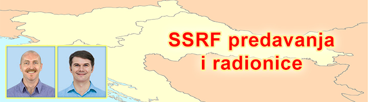 SSRF predavanja i radionice