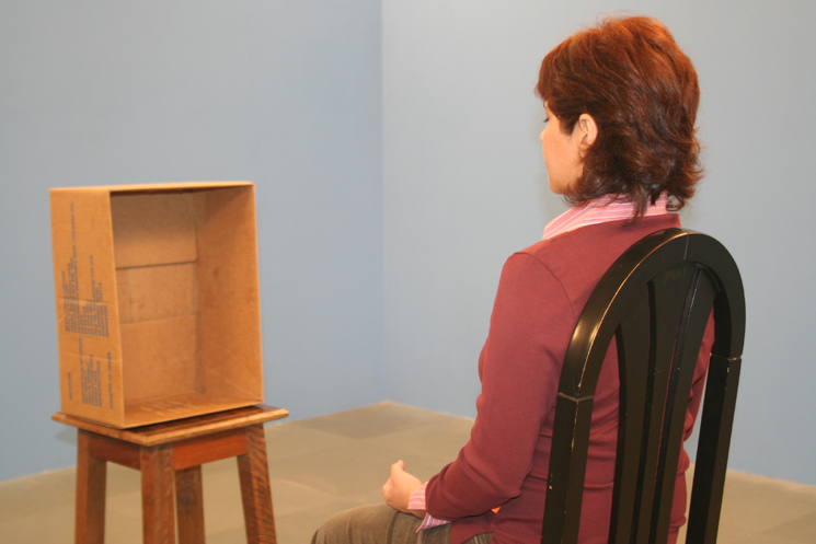Box tretament spiritual healing therapy