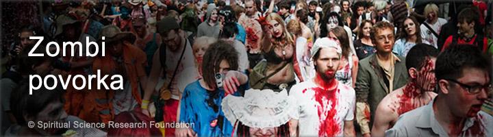 Duhovni učinak zombi povorke