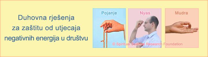 Duhovna rješenja za zaštitu od utjecaja negativnih energija u društvu