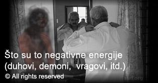 Sto su to negativne energije