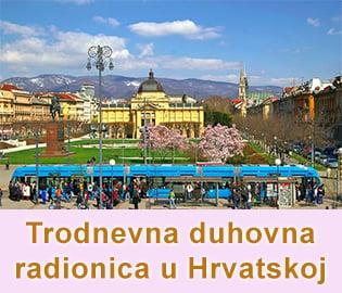Trodnevna duhovna radionica u Hrvatskoj