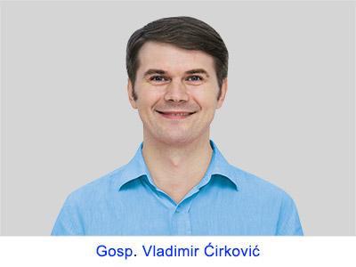 Duhovno iskustvo gosp. Vladimira Ćirkovića