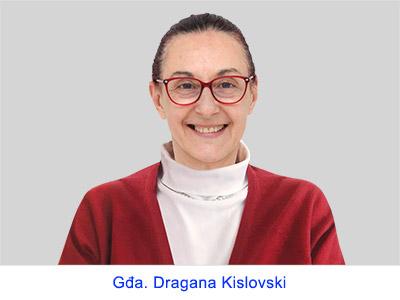 Duhovno iskustvo gđe. Dragane Kislovski