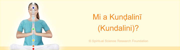 Kundalini jelentése