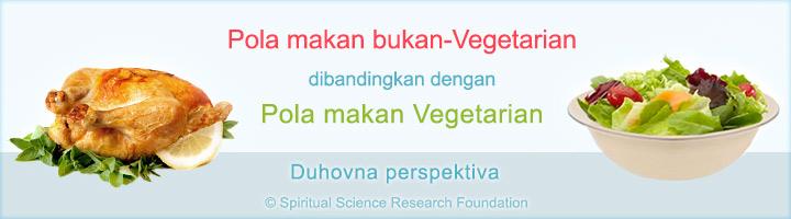 Manfaat Makanan Vegetarian vs. Non-vegetarian