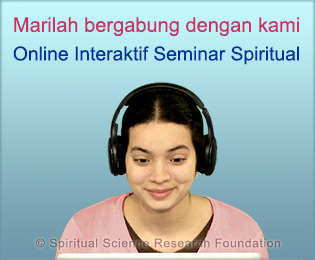 Online Interaktif Seminar Spiritual
