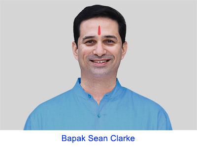 Pengalaman spiritual Bapak Sean Clarke