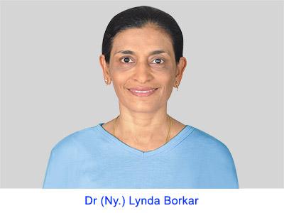 Pengalaman spiritual Dr (Ny.) Lynda Borkar