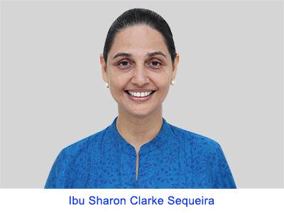 Pengalaman Spiritual Ibu Sharon Clarke Sequeira