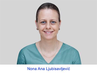 Pengalaman spiritual Nona Ana Ljubisavljević