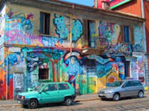 Apakah Grafiti suatu Seni atau Vandalisme – sebuah pandangan spiritual