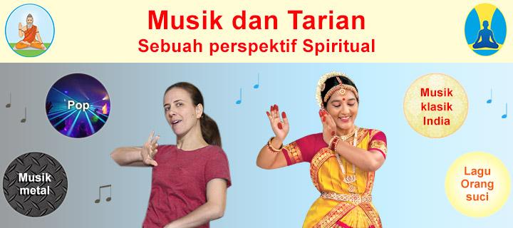 Musik dan Tarian – Sebuah Perspektif Spiritual