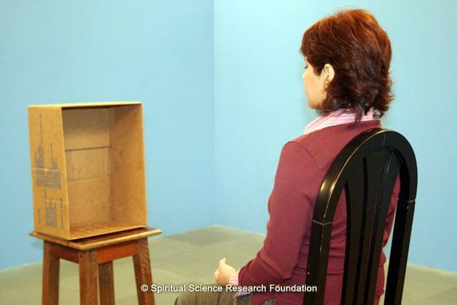 Terapia spirituale per la guarigione – Il trattamento della box