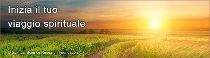 Inizia il tuo viaggio spirituale