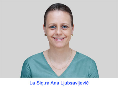 Esperienza spirituale di Ana Ljubsavljević
