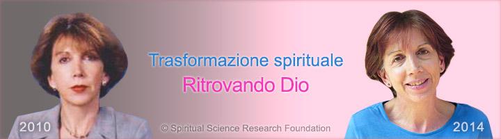 Trasformazione spirituale – ritrovando Dio