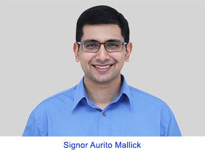 Esperienza spirituale del Signor Aurito Mallick