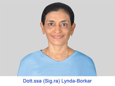 Esperienze spirituali della Dott.ssa (Sig.ra) Lynda-Borkar