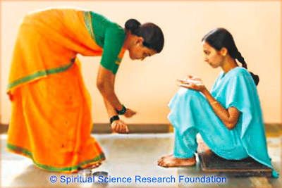 Benefici del rituale con l'Allume