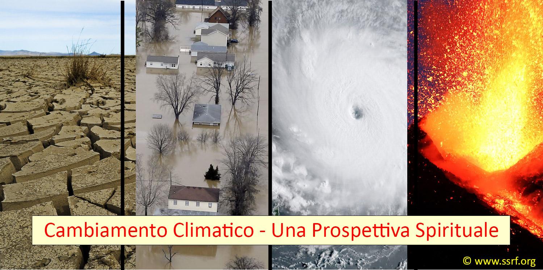 Aggiornamento sui cambiamenti climatici – Cause e Soluzioni