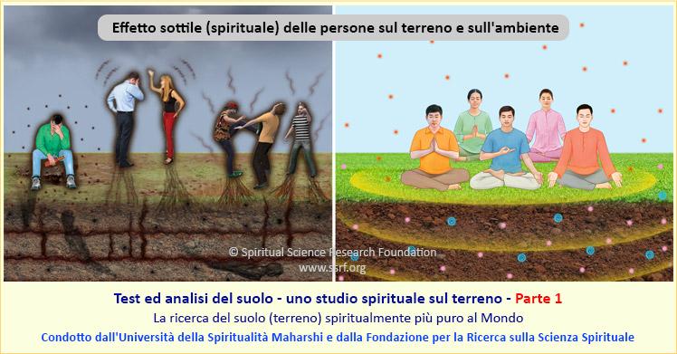 Uno studio spirituale del suolo – Parte 1