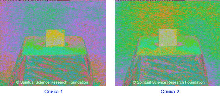 Позитивниот ефект кој прозилегува од ракописот на Светец истражуван преку PIP-опрема и високо развиено шесто сетило