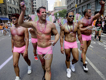 Геј паради - духовна перспектива