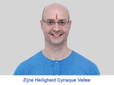 Spirituele ervaringen van Zijne Heiligheid Cyriaque Vallee