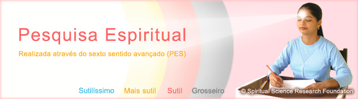 Sobre a pesquisa espiritual