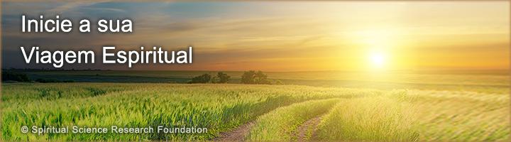 Inicie a sua Viagem Espiritual