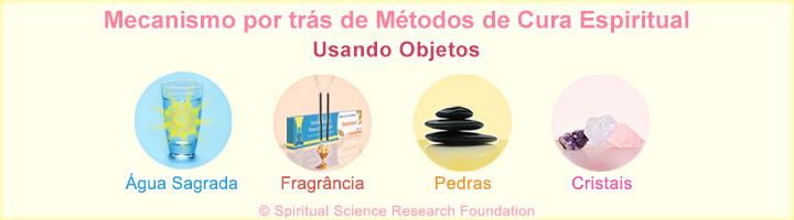 Mecanismo por trás de Métodos de Cura Espiritual usando objetos