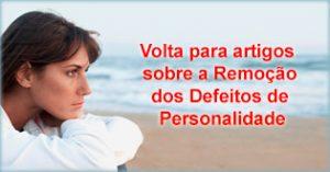 Introdução à Remoção dos Defeitos de Personalidade (PDR) | SSRF