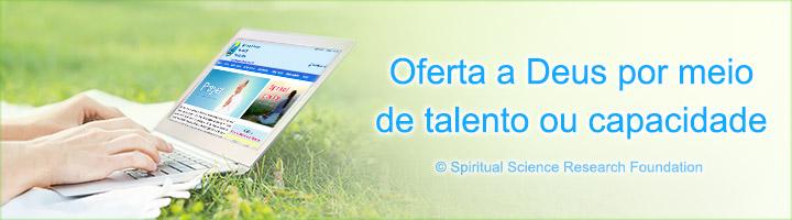 Oferta a Deus por meio de talento ou capacidade