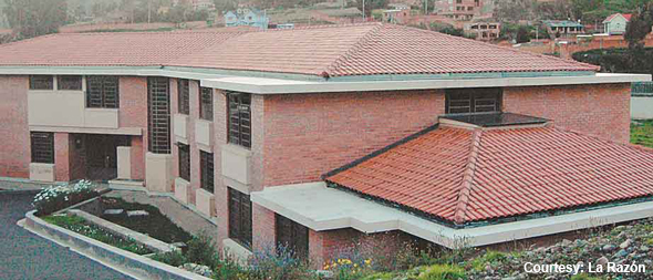 """San Juan de Dios"" Rehabilitation and Mental Health Centre"