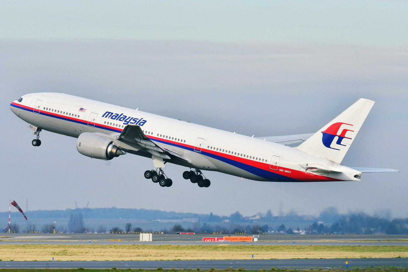 Malaysia's Missing Airlines plane