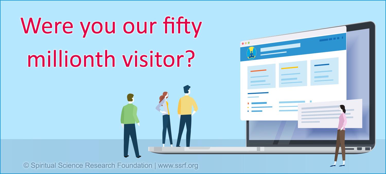 Website visitors SSRF