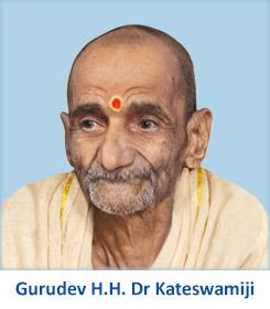 Gurudev H.H. Dr Kateswamiji