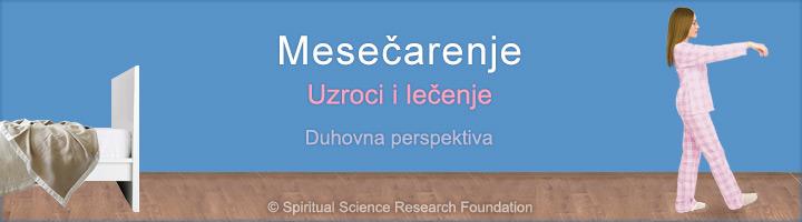 Mesečarenje - uzroci i lečenje