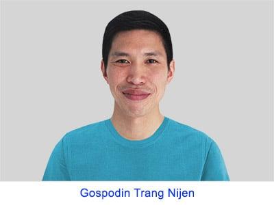 Duhovna iskustva gospodina Trang Hai Nijena