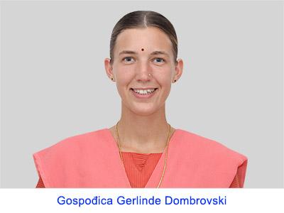Duhovno iskustvo gospođice Gerlinde Dombrovski