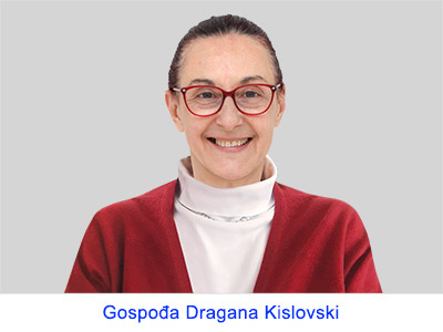Duhovno iskustvo gospođe Dragane Kislovski